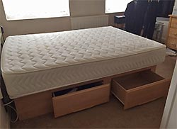 akva soft waterbed for sale