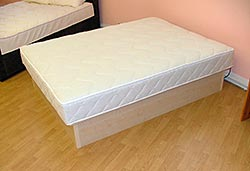 Chameleon soft side Waterbed for sale